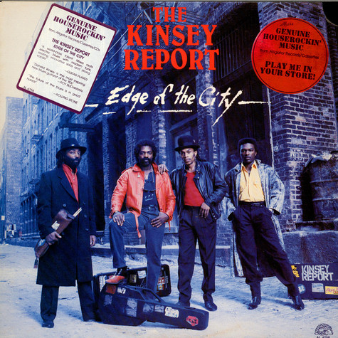 Kinsey Report, The - Edge Of The City