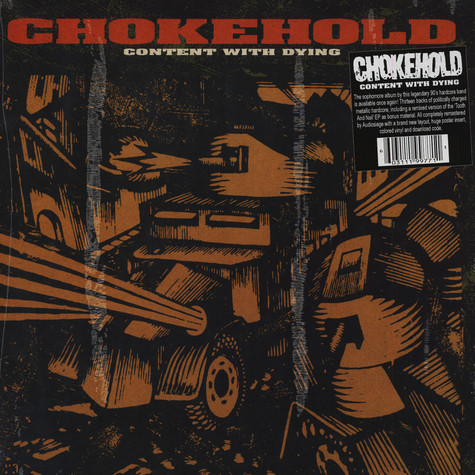 Chokehold - Content With Dying