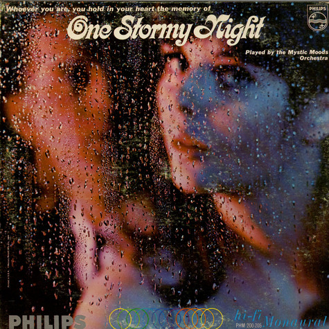 Mystic Moods Orchestra, The - One Stormy Night