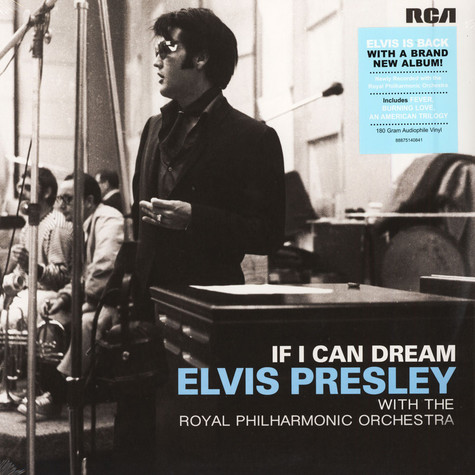 Elvis Presley - If I Can Dream: Elvis Presley
