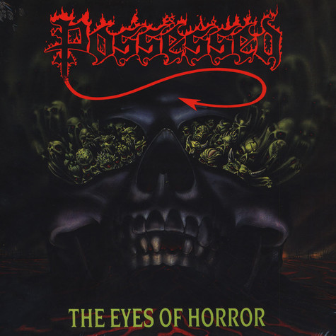 Possessed - The Eyes Of Horror Colored Vinyl Edition