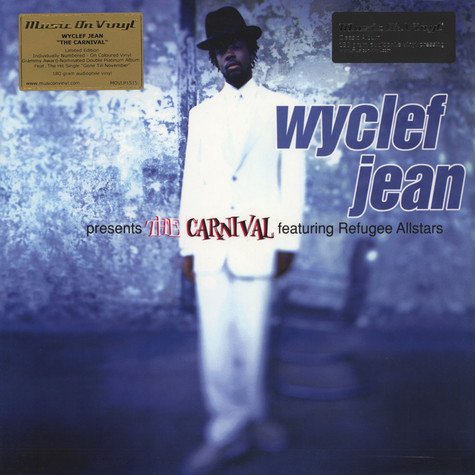 Wyclef Jean - The Carnival Blue & Purple Vinyl Edition