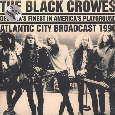 Black Crowes, The - Georgia's Finest In America's Playground