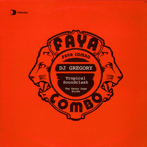 DJ Gregory - Tropical Soundclash (The Kenny Dope Mixes)