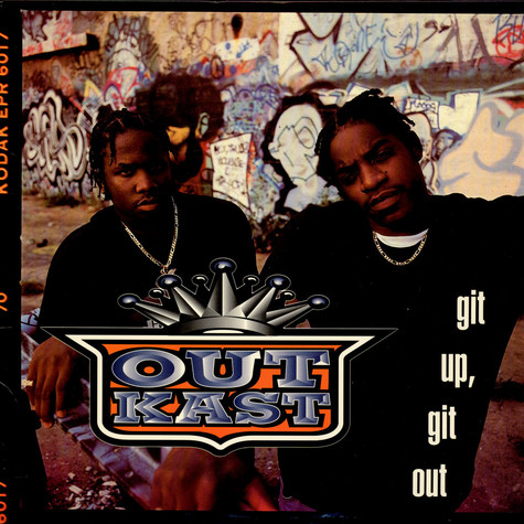 OutKast - Git Up, Git Out