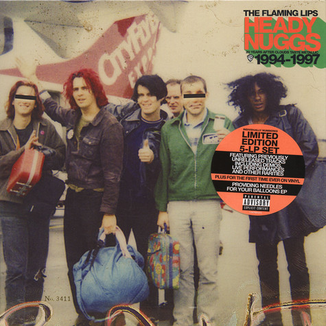 Flaming Lips - Heady Nuggs 20 Years After Clouds Taste Metallic
