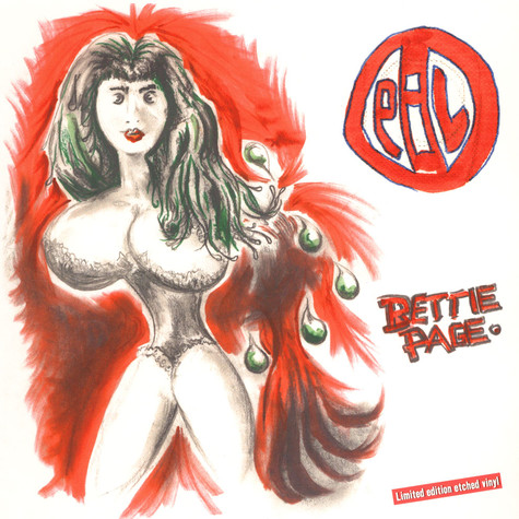 Public Image Ltd - Bettie Page