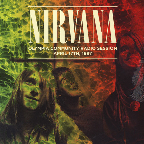 Nirvana - Olympia Community Radio Session, April 17th, 1987
