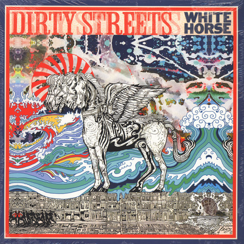 Dirty Streets, The - White Horse