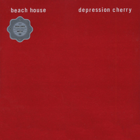 Beach House - Depression Cherry Black Vinyl Edition