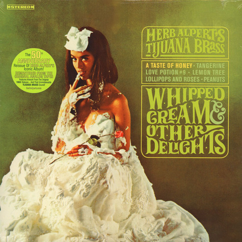 Herb Albert - Whipped Cream & Other Delights