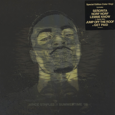 Vince Staples - Summertime 06 Special Edition