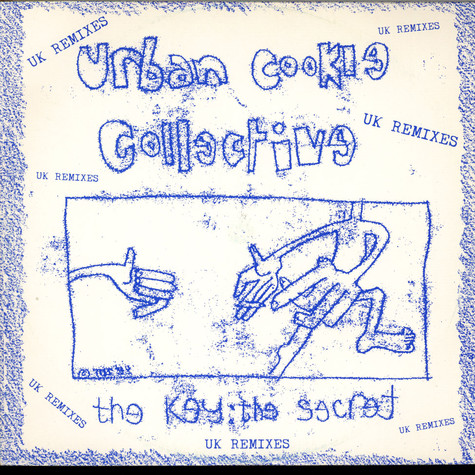 Urban Cookie Collective - The Key : The Secret (UK Remixes)