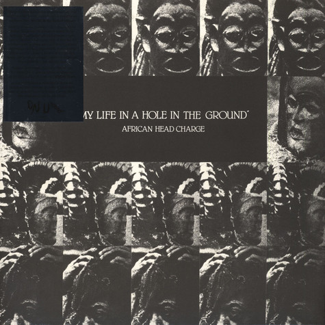 African Head Charge - My Life In A Hole In The Ground