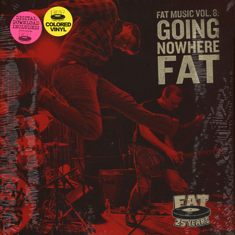 V.A. - Going Nowhere: Fat Music Volume 8 Colored Vinyl Edition