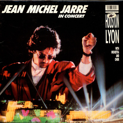Jean-Michel Jarre - In Concert / Houston-Lyon
