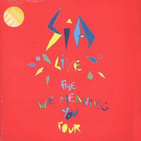Sia - The We Meaning You Tour Live 2010