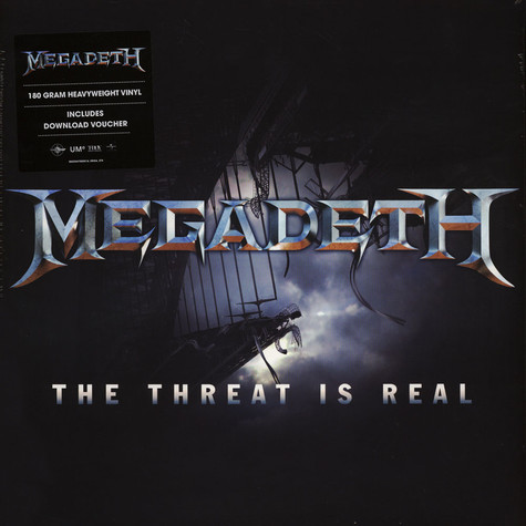 Megadeth - The Threat Is Real / Foreign Policy