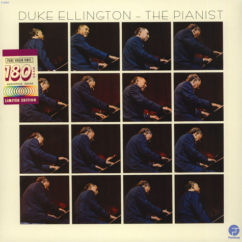 Duke Ellington - The Pianist