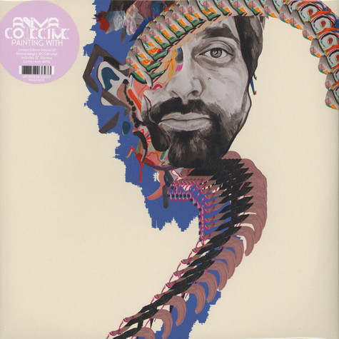 Animal Collective - Painting With Limited Deluxe Edition