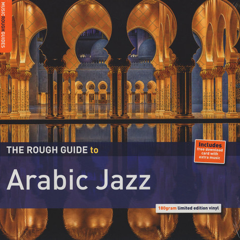 V.A. - The Rough Guide To Arabic Jazz