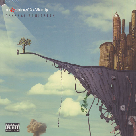 Machine Gun Kelly - General Admission Deluxe Edition