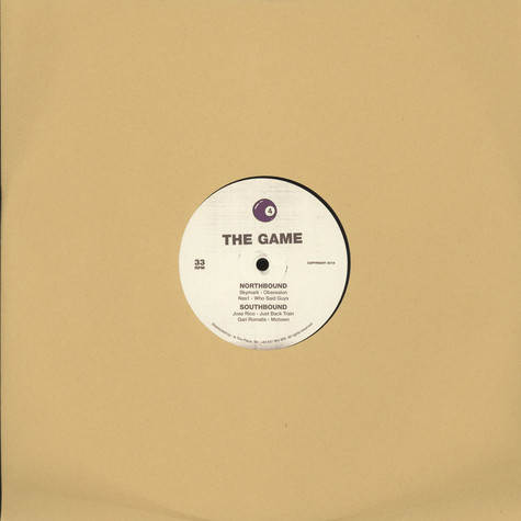 V.A. - The Game 001