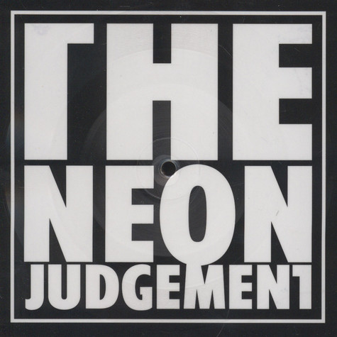 Neon Judgement, The - TV Treated Dave Clark Remix