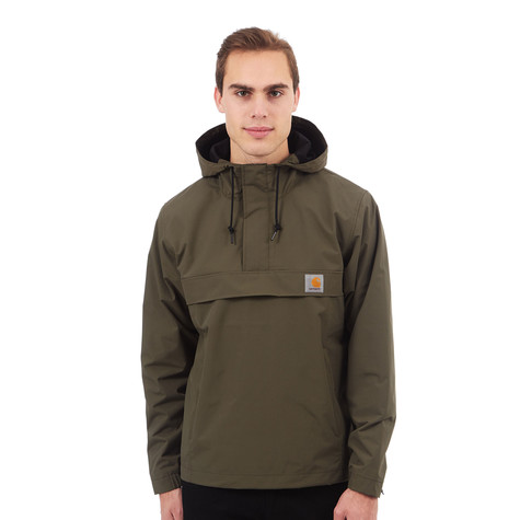 carhartt wip nimbus pullover jacket leaf. Black Bedroom Furniture Sets. Home Design Ideas