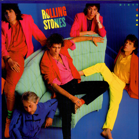 Rolling Stones, The - Dirty Work