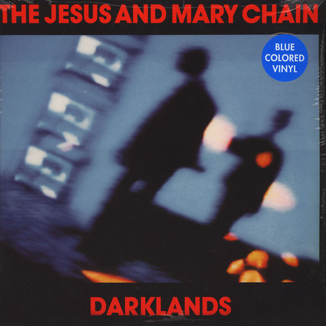 Jesus & Mary Chain - Darklands Blue Vinyl Edition