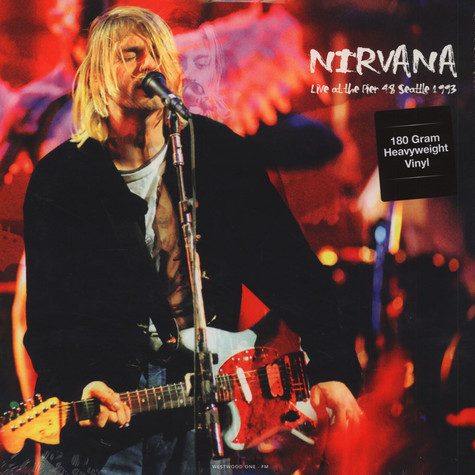 Nirvana - Live At The Pier, Seattle 180g Vinyl Edition