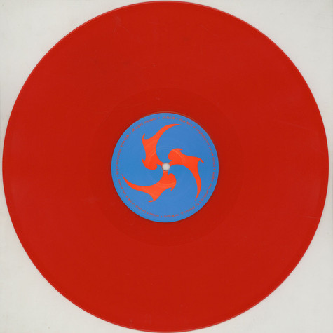 Drax Ltd I I (Thomas P. Heckmann) - Amphetamine Red Vinyl Edition