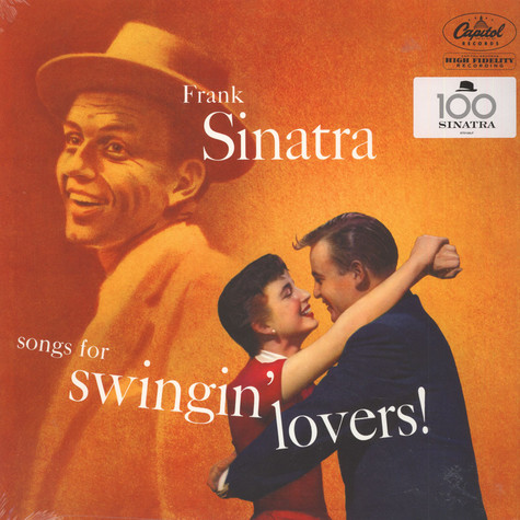 Frank Sinatra - Songs For Swingin Lovers