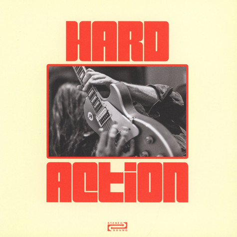Hard Action - Hands Dripping Red