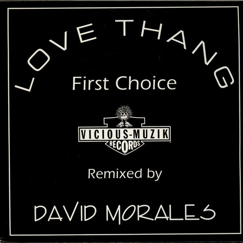 First Choice Featuring Rochelle Fleming - Love Thang