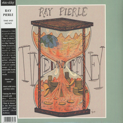Ray Pierle - Time And Money