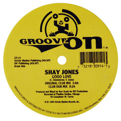 Shay Jones - Good Love