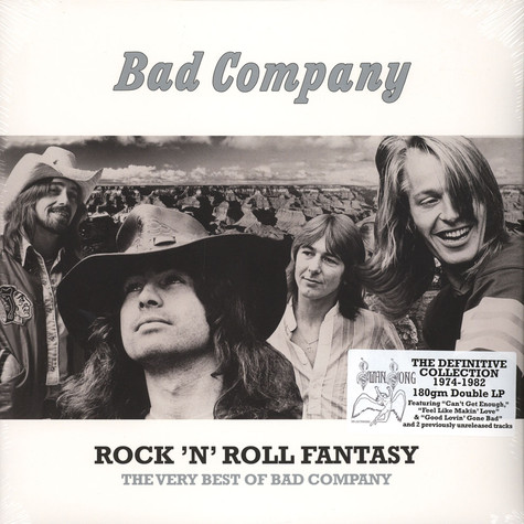 Bad Company - Rock 'N Roll Fantasy: The Very Best Of