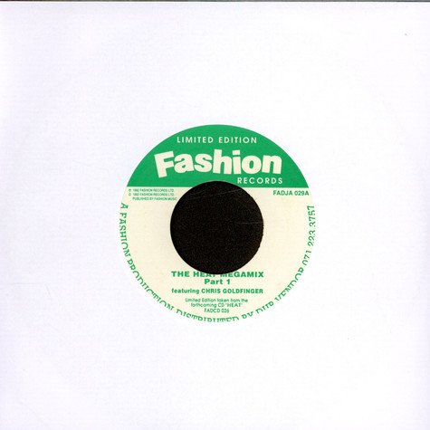 Poison Chang / Sly & Mafia - Love The Woman / The Heater
