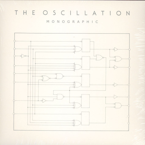 Oscillation, The - Monographic Black Vinyl Edition