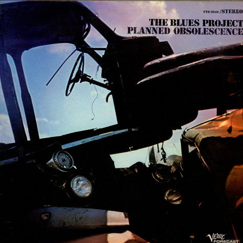 The Blues Project - Planned Obsolescence
