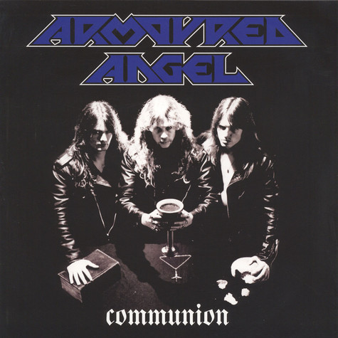 Armoured Angel - Communion