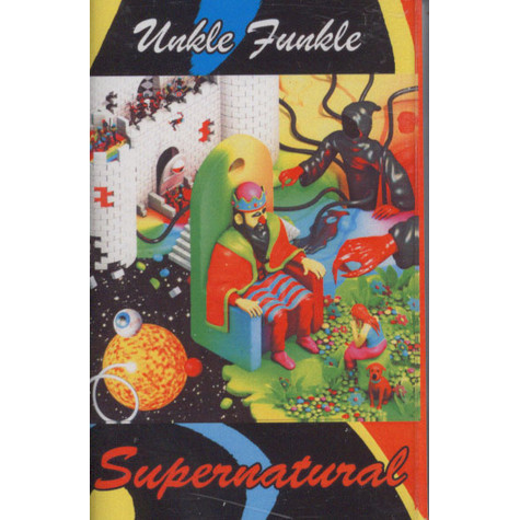 Unkle Funkle - Supernatural
