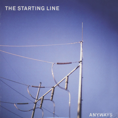 Starting Line - Anyways EP