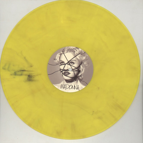 Madonna - Love For Living Part 1 Yellow Vinyl Edition
