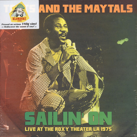 Toots & The Maytals - Sailin' On: Live At The Roxy Theater LA 1975
