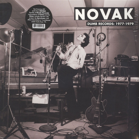 Novak - Dumb Records: 1977-1979