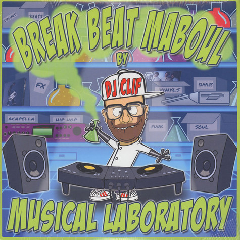 Musical Laboratory  - Break Beat Maboul