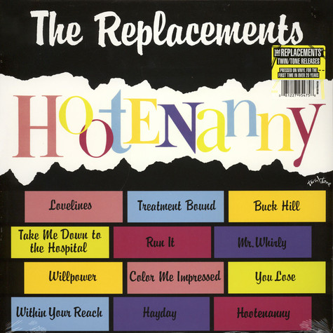 Replacements, The - Hootenanny